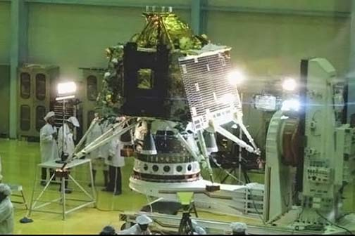 This year India will launch Chandrayaan-3