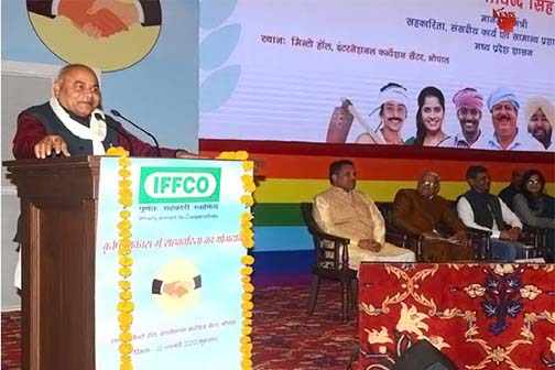 Direct urea for farmers from warehouse to cooperative institutions: Minister Dr. Govind Singh