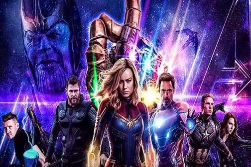 Avengers Endgame is the biggest ticket selling movie
