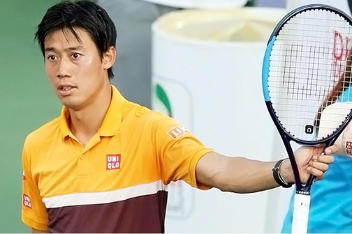 Nishikori doubtful to play in Australian Open