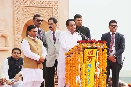 Economic activities like tourism will improve the standard of living by increasing the income of the citizens - Chief Minister Kamal Nath