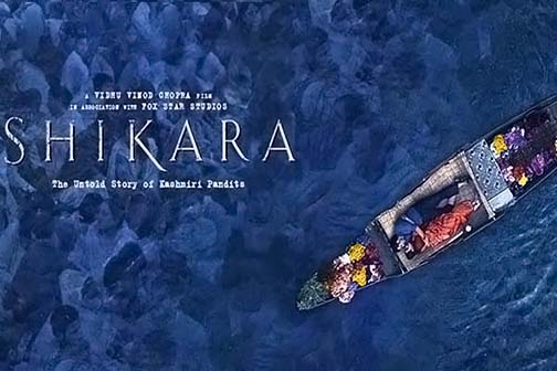 'Shikara - A Love Letter From Kashmir' Trailer 7 To Be Released