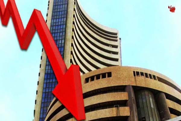 Open market with decline Sensex at 41,500 and Nifty at 12,240 level