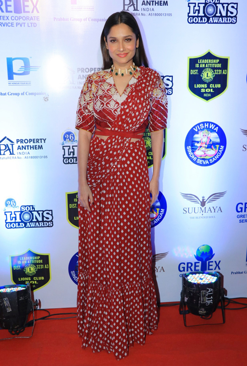 Red Carpet of Lions Gold Award 2020  Red Carpet of Lions Gold Award 2020 in Mumbai at 25th January 2020. – Bank of Bollywood 20200125090611 IMG 1981 2000x3000 1