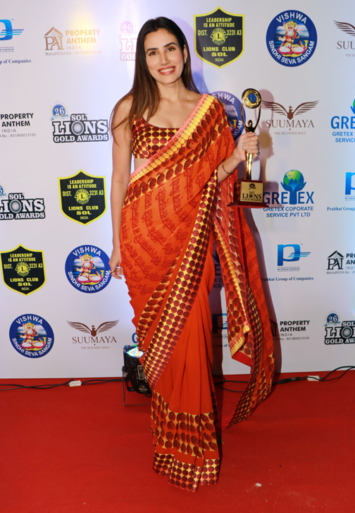 Red Carpet of Lions Gold Award 2020 in Mumbai