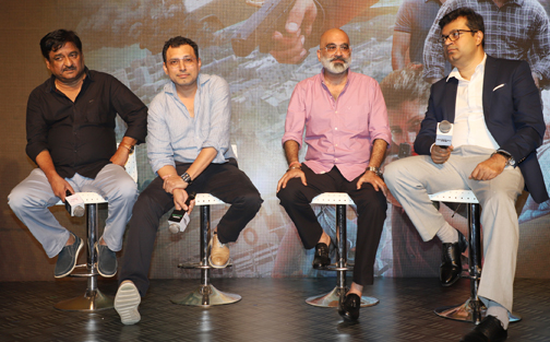 the trailer launch of Hotstar Specials Biggest Action Thriller of 2020 - Special Ops in Mumbaithe trailer launch of Hotstar Specials Biggest Action Thriller of 2020 - Special Ops in Mumbai