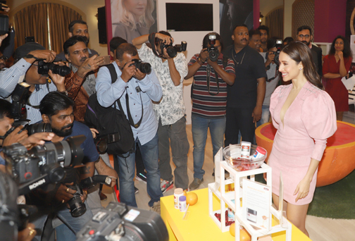 Popular bollywood actress Nushrat Bharucha joins State Govt Of Victoria, Australia and H&H Group  Bollywood actress Nushrat Bharucha joins State Govt Of Victoria – Bank of Bollywood 20200227171327 IMG 7199