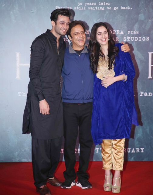 special screening of their upcoming movie 'Shikara'   Screening of their upcoming movie 'Shikara' In this picture taken – Bank of Bollywood 928A7988