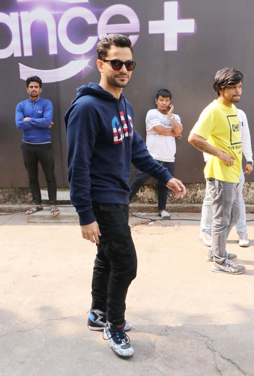 Dance Plus 5 spotted promoting their film Malang in Mumbai