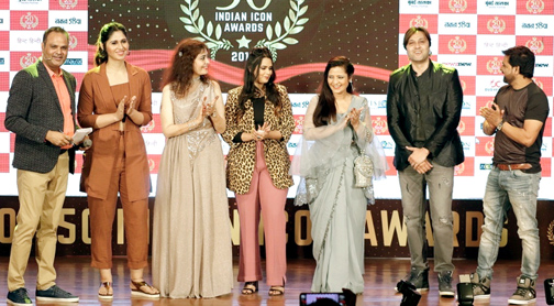 dushyant singh,kavita tripathi,pratima totla,vishnupriya singh,ritu singh,jaid shaikh & santokh singh  Dushyant Pratap Singh organised attended Top 50 Indian Ikon Awards – Bank of Bollywood dushyant singhkavita tripathipratima totlavishnupriya singhritu singhjaid shaikh santokh singh