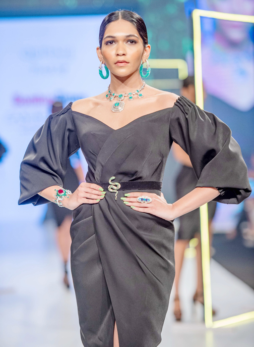 BTFW Queenie show  Bombay Times Fashion Week 2020 was by Jewels by Queenie IMG 1571
