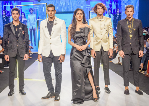 BTFW Queenie show  Bombay Times Fashion Week 2020 was by Jewels by Queenie IMG 1615