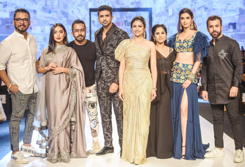 65th Amazon Filmfare Awards 2020 at Guwahati