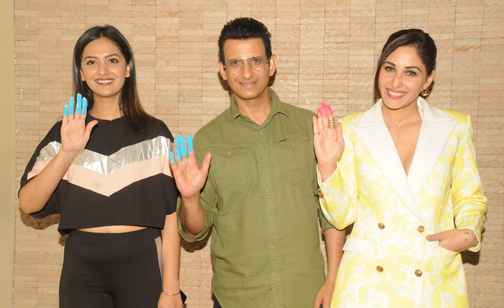 Tejashree Pradhan, Sharman , Pooja Chopra_1