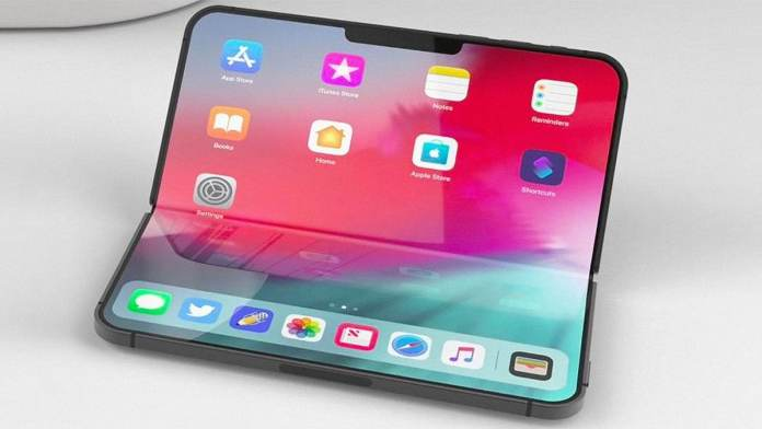 Apple has Started Working on New Foldable Smart Phones- Newz of day