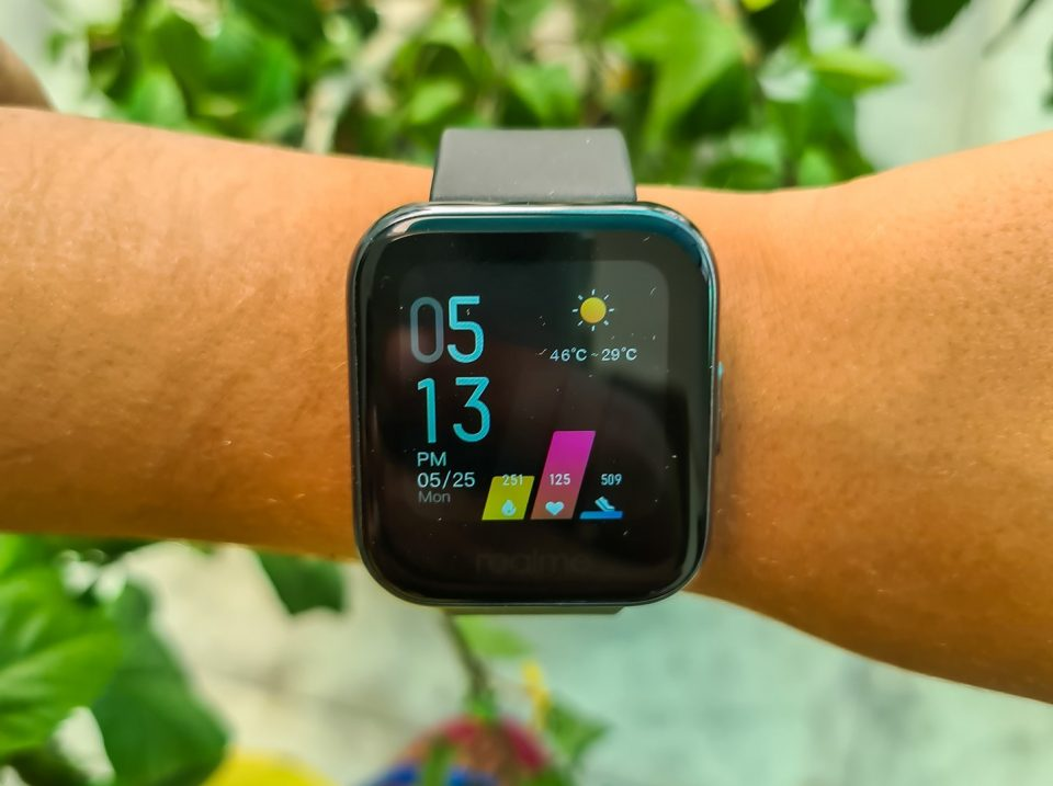 The New Realme SmartWatch is in Market- Newz of day