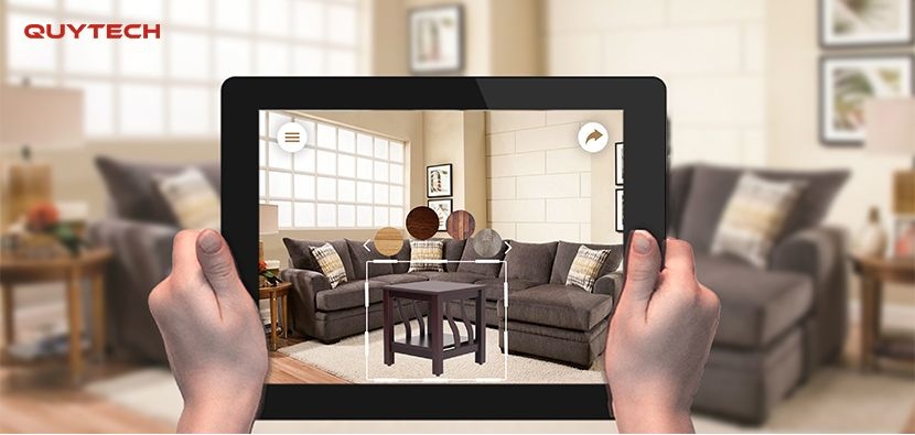 AR in Furniture Industry- Newz of day