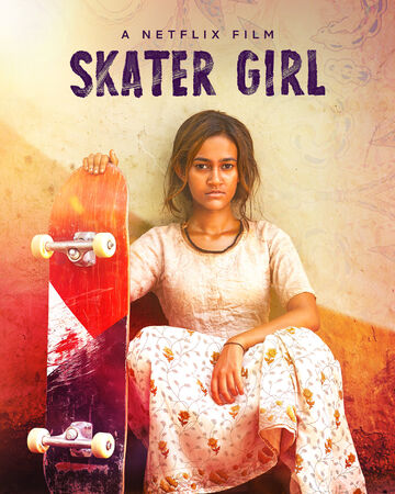 Manjari Makijani's 'Skater Girl' released on the OTT platform is one such film that inspires women and girls in discriminatory Indian villages to live free and play too!